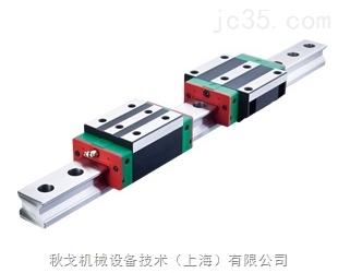 HIWIN QR系列─静音式滚柱型直线导轨