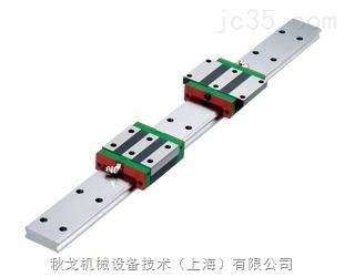 HIWIN WE系列 - 四列式寬軌線性滑軌