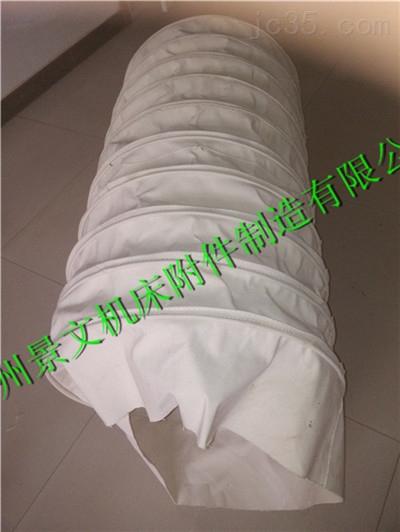 广东水泥输送伸缩帆布软连接立下了汗马功劳