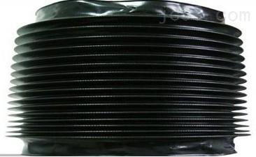 磨床专用防尘罩防护罩 圆缸防尘罩