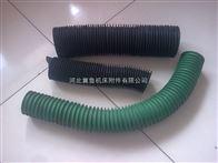 圆形质气缸拉链式防护罩