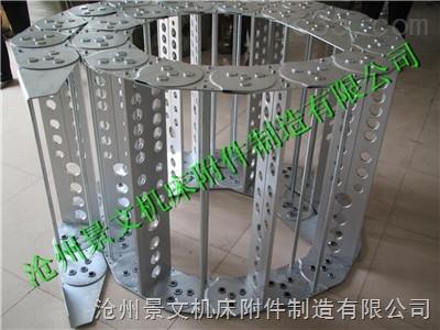 广西行程穿线钢制拖链