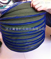 环保防尘设备帆布伸缩筒厂家特点