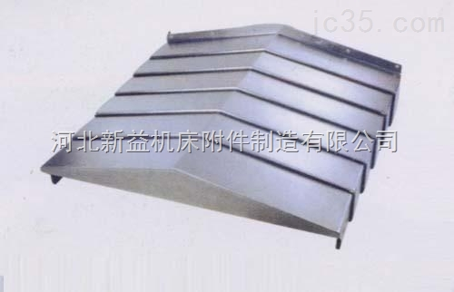 屋脊形结坚固美观不锈钢板防护罩材质