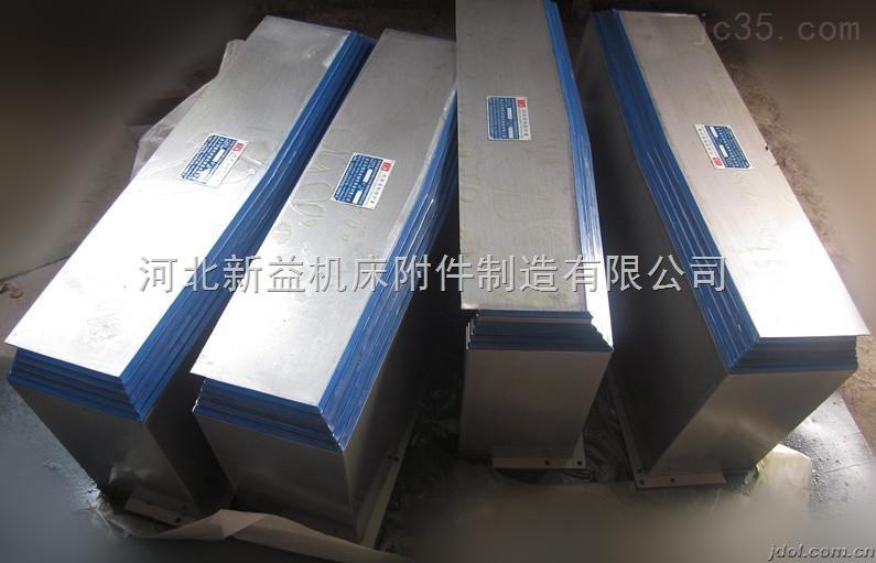 落地镗床美观坚固防铁屑不锈钢板防护罩