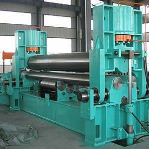 江苏骏荣重工机械质W11S-20×2500上辊万能式卷板机