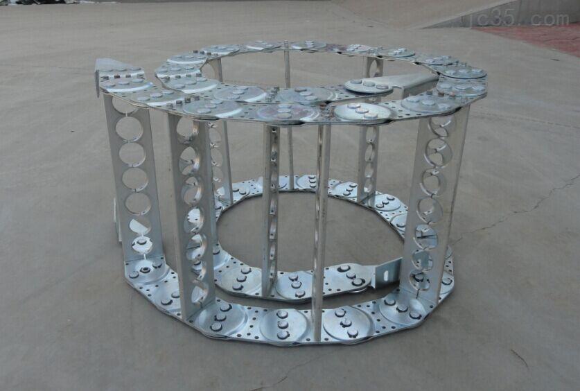 钢制工程拖链厂家