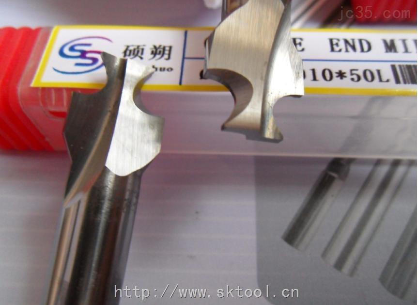 加工中心不锈钢R角刀具