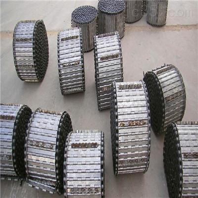 上海不锈钢机床排屑机链板厂家 上海冷轧钢板输送机链板特性