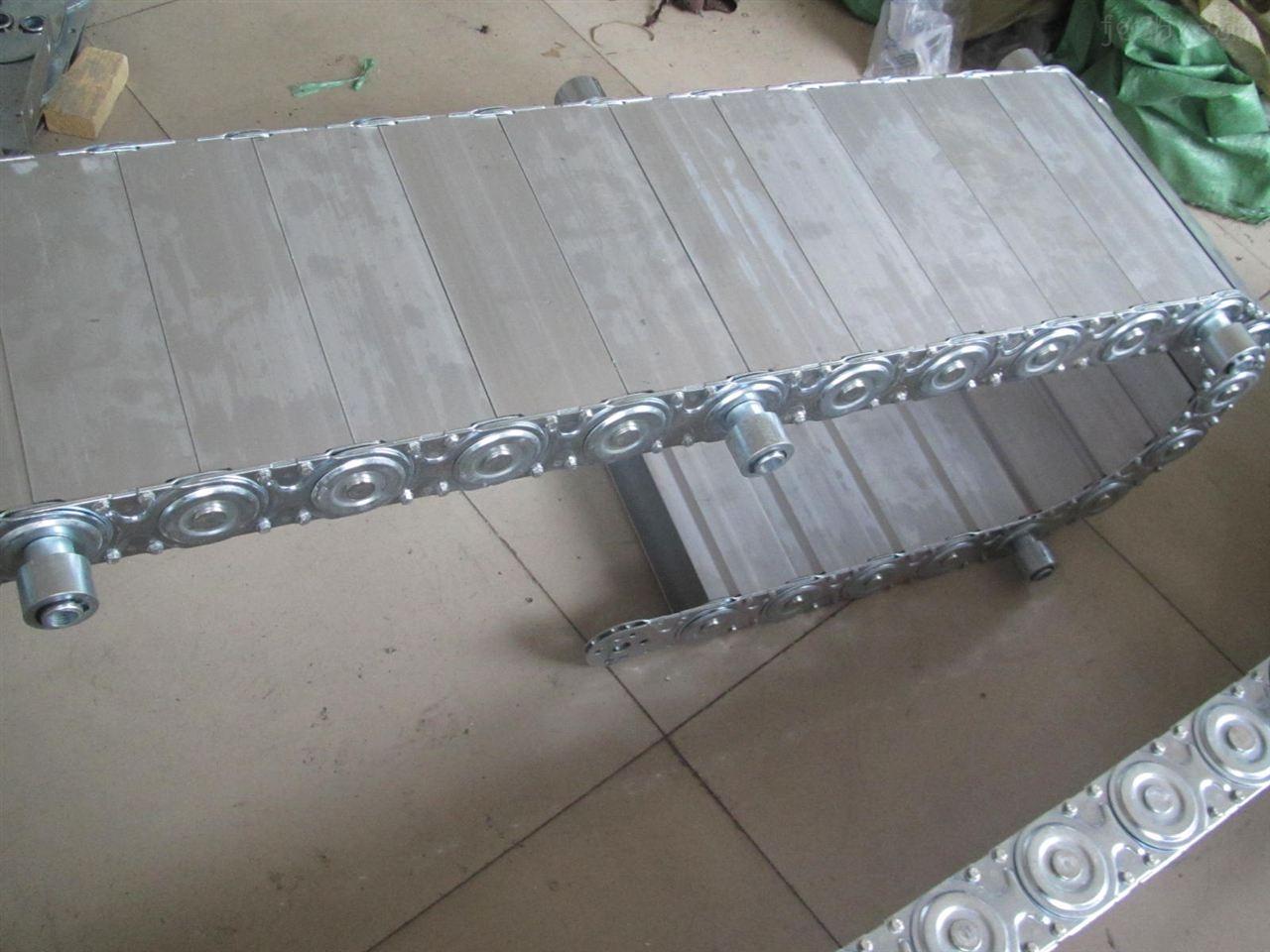 全封闭钢铝拖链