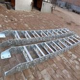 TL钢制拖链镀锌钢板制作