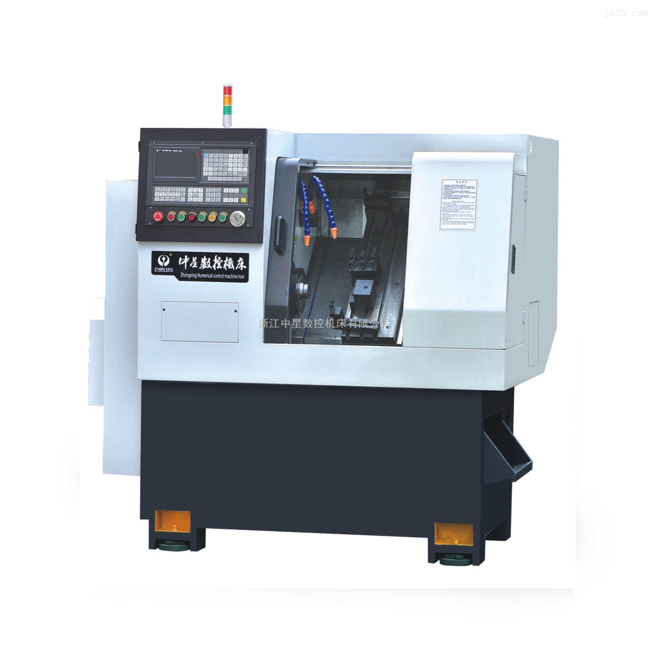 H320动力头式连体斜床身数控机床厂