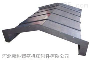 机床导轨守护专家|超科钢板导轨防护罩