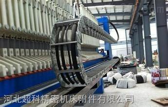行车TLG180III型大型超长电缆钢制拖链