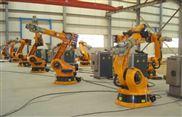 耕地机、播种机等农用机械铸件智能打磨机器人,新款高效率自动去毛刺机