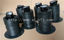 耐高温圆型防尘罩 油缸伸缩护罩 气缸伸缩保护套