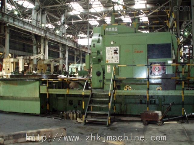 瑞士 马格MAAG插齿机 SH600/735 M