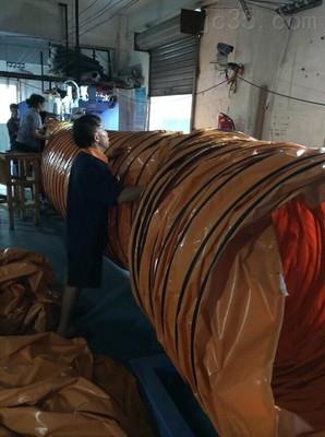 PVC夹网布风管