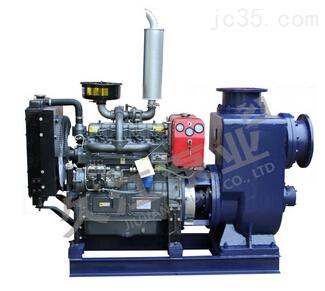 ZWC柴油机自吸排污泵 卧式自吸柴油泵