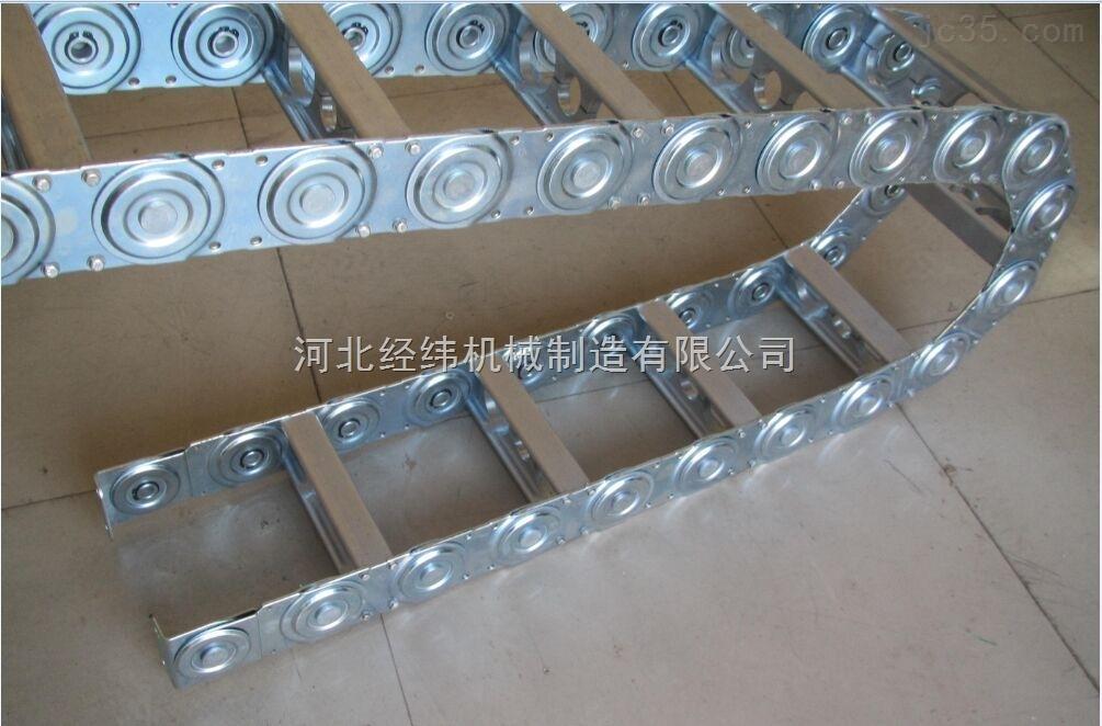 多种型号不锈钢拖链 金属拖链 钢制拖链