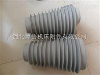 【伸缩防尘套】三防布伸缩高温油缸防护罩