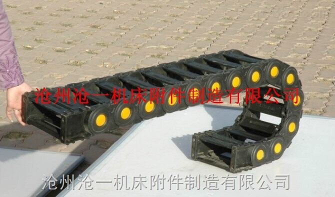 机床防腐蚀线缆穿线工程拖链