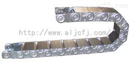 韶关钢制拖链厂 机床线缆拖链应用  合肥钢厂用电缆拖链