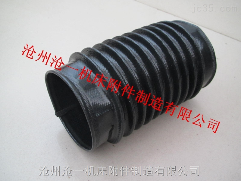 抗拉伸拉链式油缸防护罩