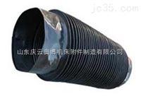 惠州光杠防尘罩 缝制丝杠防护罩 机床滚珠丝杠保护套 帆布伸缩套