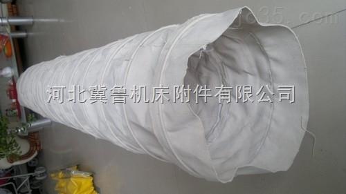 水泥槽车帆布伸缩布袋品质良