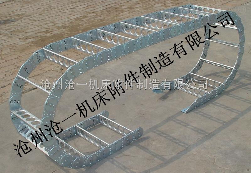 加强承重型桥式金属拖链