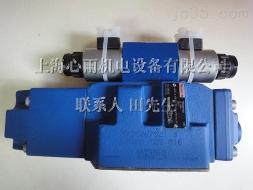 力士乐比例阀4WRKE32E400L-3X/6EG24EK31/A1D3M