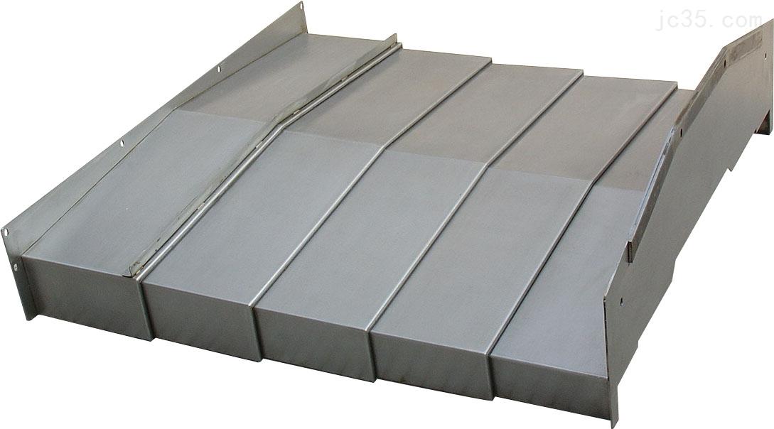 苏州加工中心导轨钢板防护罩无锡嘉莱机械