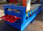 厂家供应质优价廉现货四峰840彩钢压瓦机设备屋面板成型机