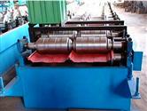 建筑行业钢结构工程专用压彩钢瓦设备760型角驰压瓦机
