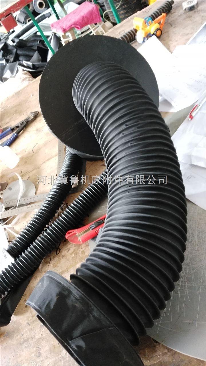 拉链式除尘伸缩油缸防护罩值得信赖