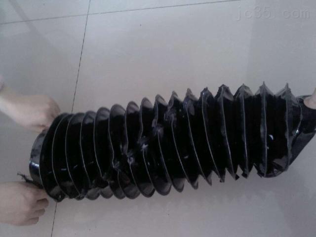 缝制带拉链式液压缸保护套