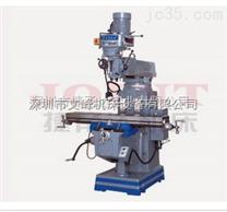 深圳市捷甬达-4EA标准型立式炮塔 摇臂铣床