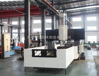 TXK20系列4米CNC龙门铣