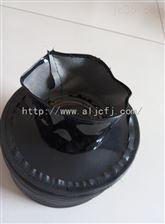 奥兰牌丝杠防护罩 伸缩缝制气缸防尘罩 光杠保护套