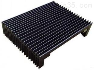机床耐酸碱防火风琴防护罩