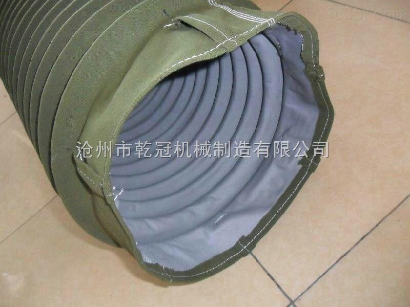 透明丝杠防护罩 厂