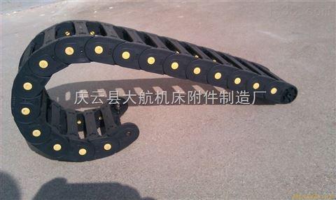 液压机械增强塑料拖链规格