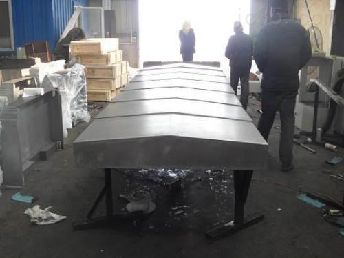 北京精雕机专用不锈钢钢板防护罩