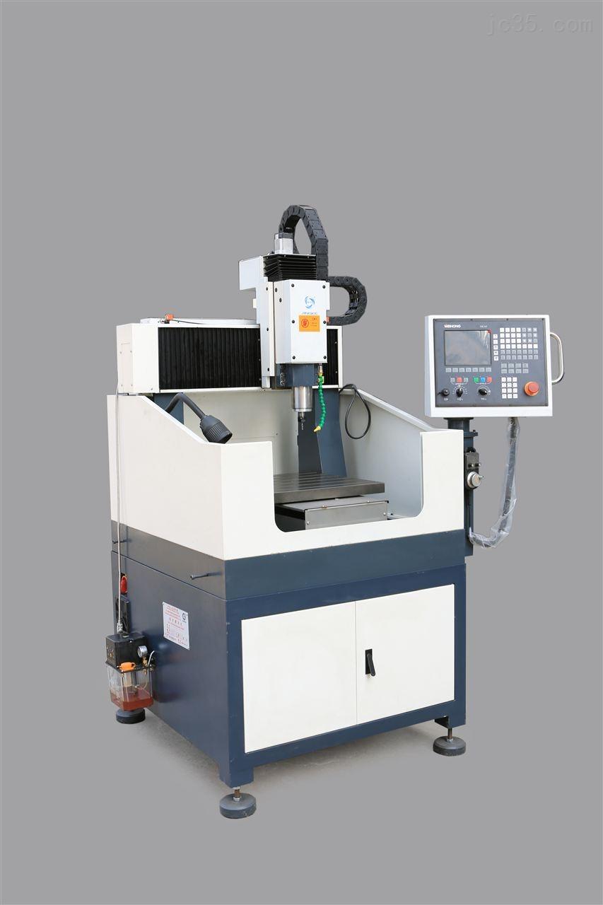 常州精科CNC数控雕刻机JK-DK5050五金模具雕刻机
