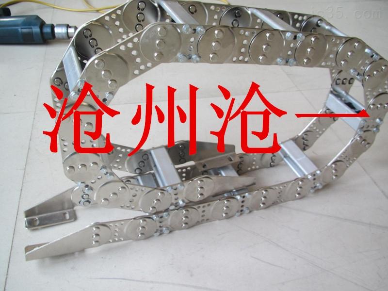 钢制拖链TL125沧一供应