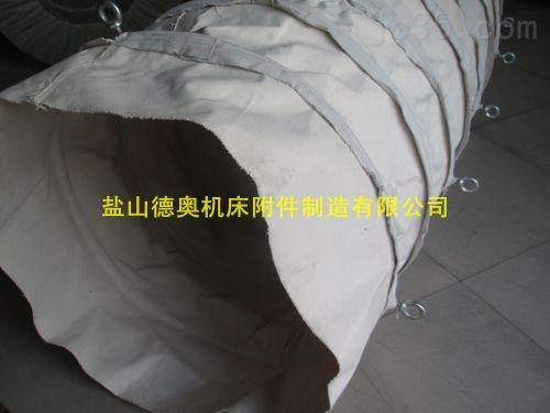 常州钢圈吊环式帆布水泥布袋
