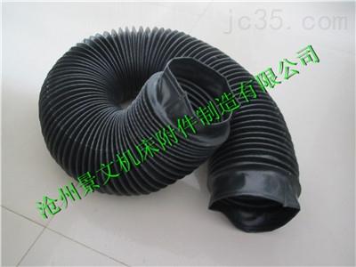 焊接设备缝制圆形伸缩防护罩批发