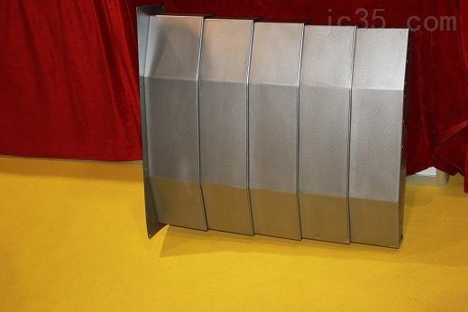 杭州钢板式机床导轨防护罩