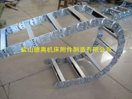 TLG100II钢厂桥式钢制拖链厂家